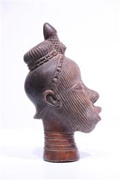 bronze africainTete Ife