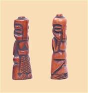 Statues africainesCouple Bamileke