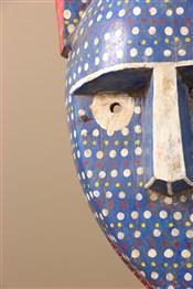 Masque africainMasque facial Bozo