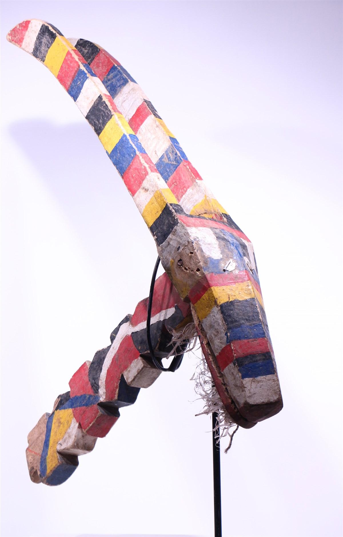 Marionnette Bozo - Déco africaine - Art africain traditionnel