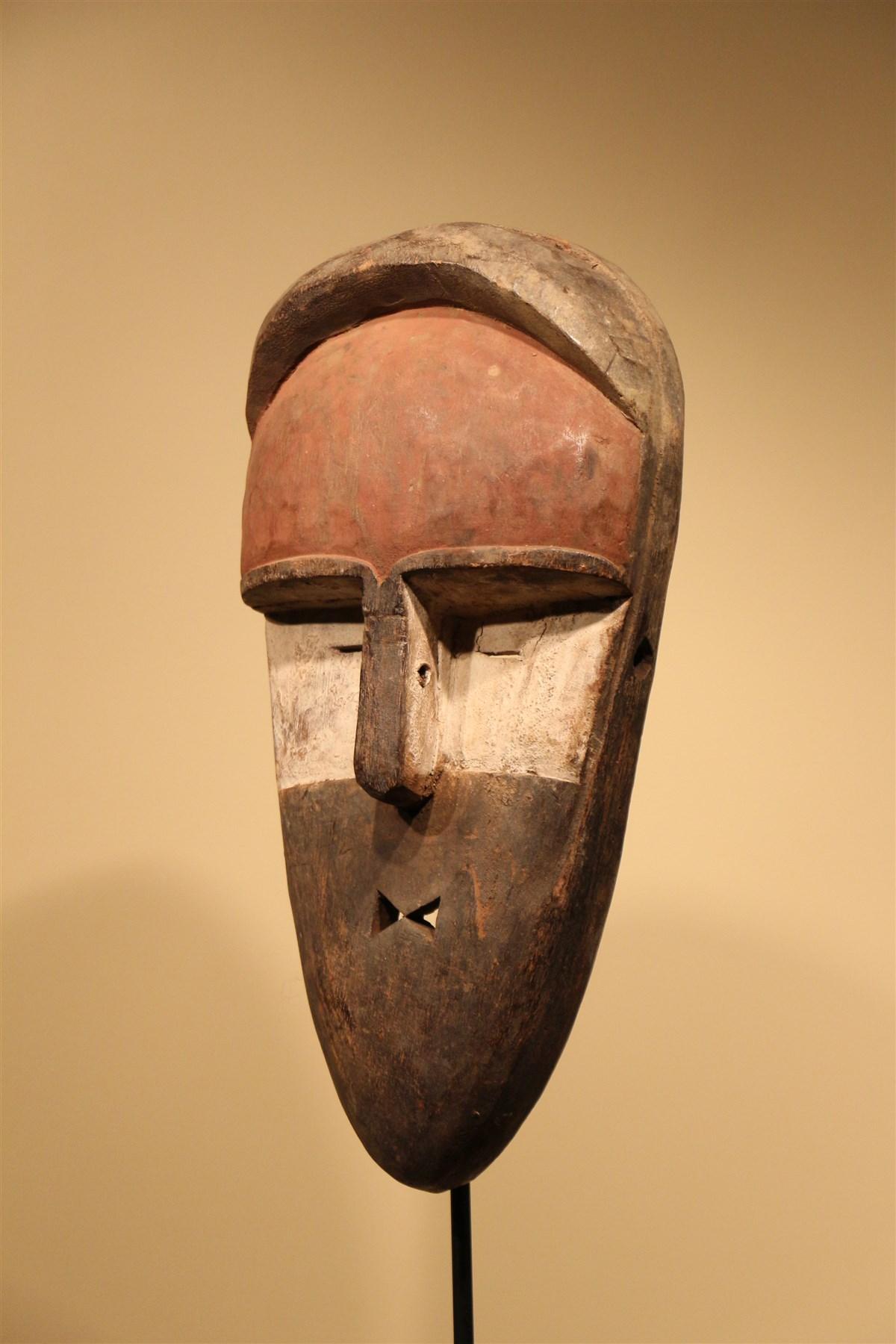 Masque Sogho du Gabon