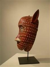 Masque africainMasque tigre Bozo du Mali
