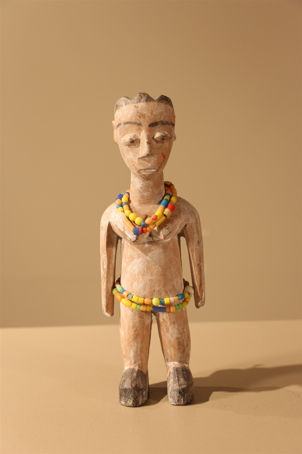 Statuette Ewe - Déco africaine - Art africain traditionnel