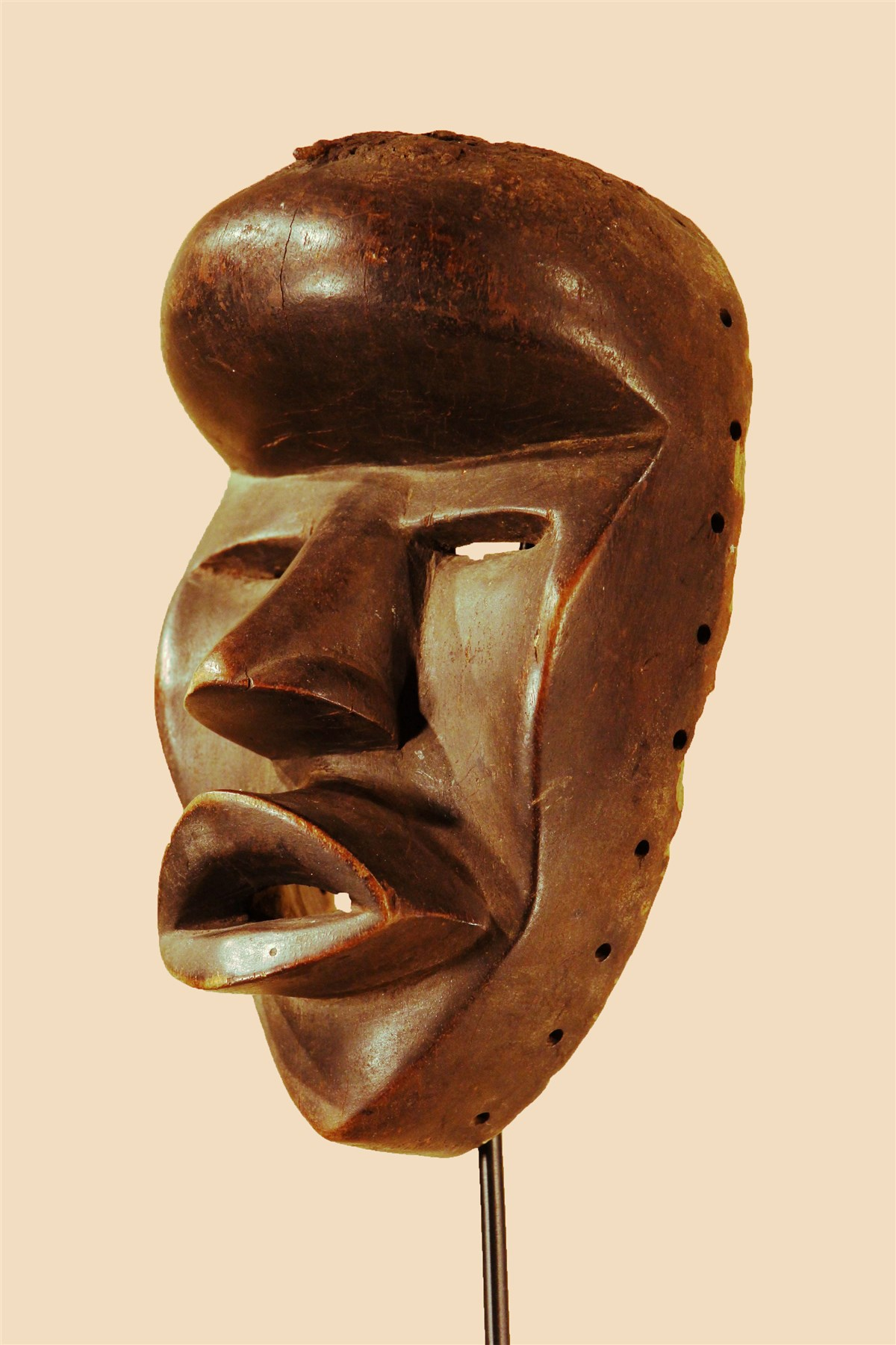 Masque Dan - Déco africaine - Art africain traditionnel