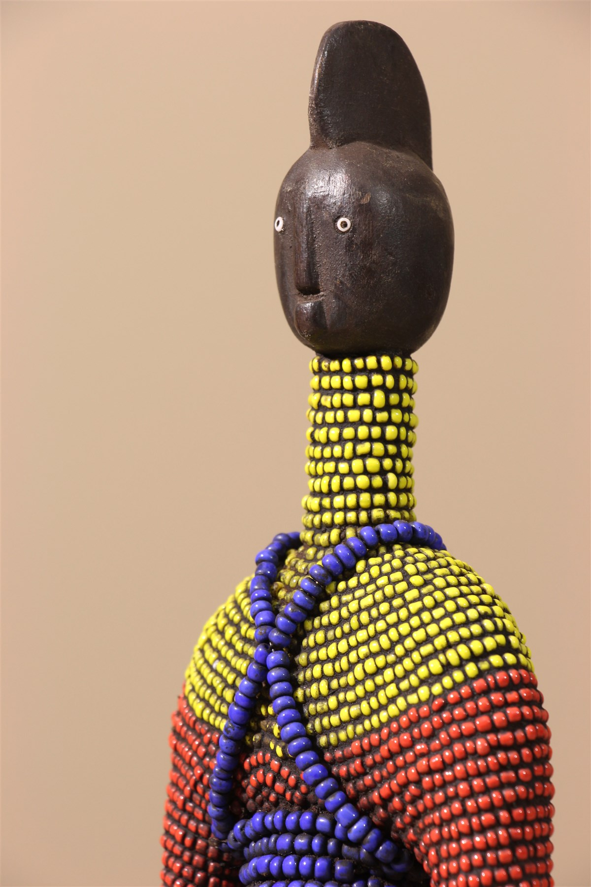 Poupée de fertilité Namji - Déco africaine - Art africain traditionnel