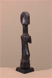 PoupéesPoupée traditionnelle de fécondité Mossi Biiga