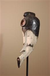 Masque africainMasque tribal Fang Gabon