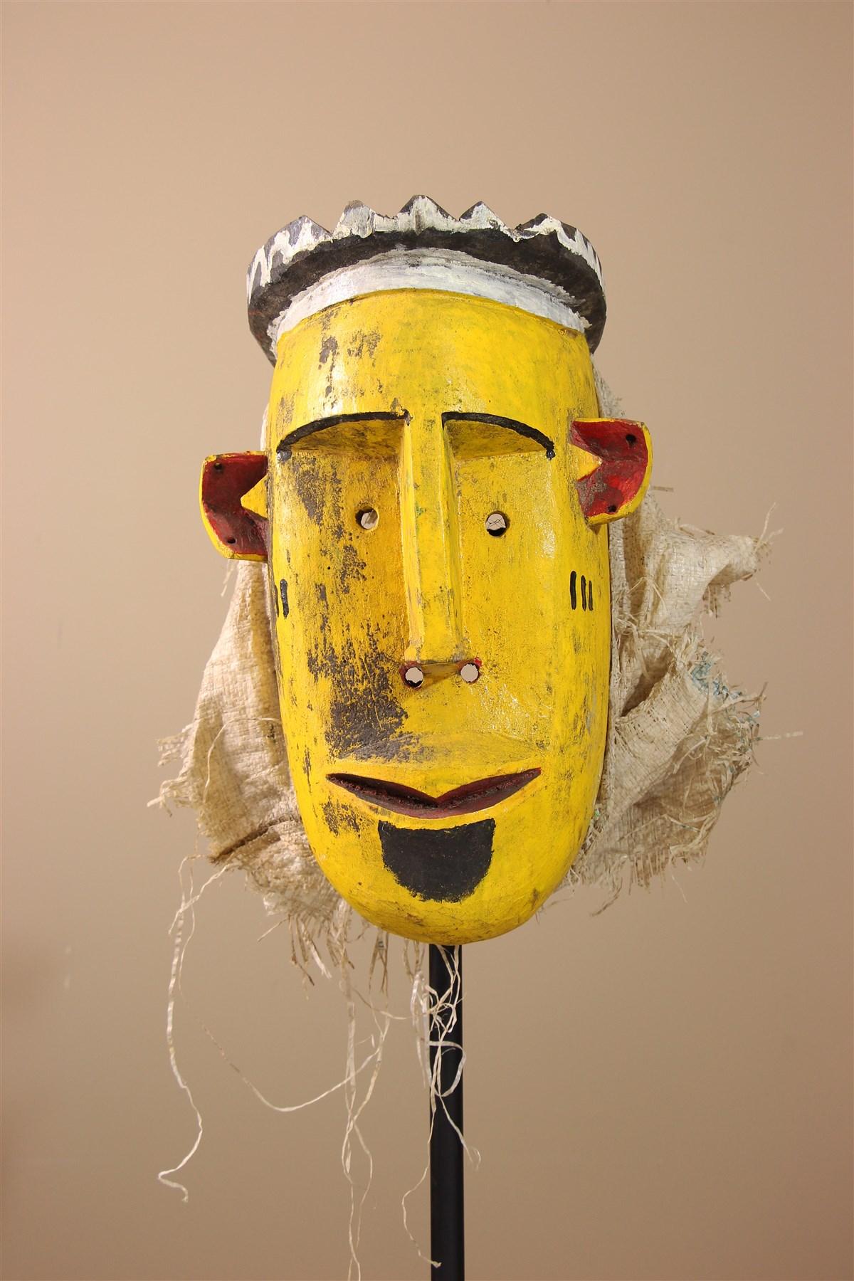 Grand masque Bozo du Mali