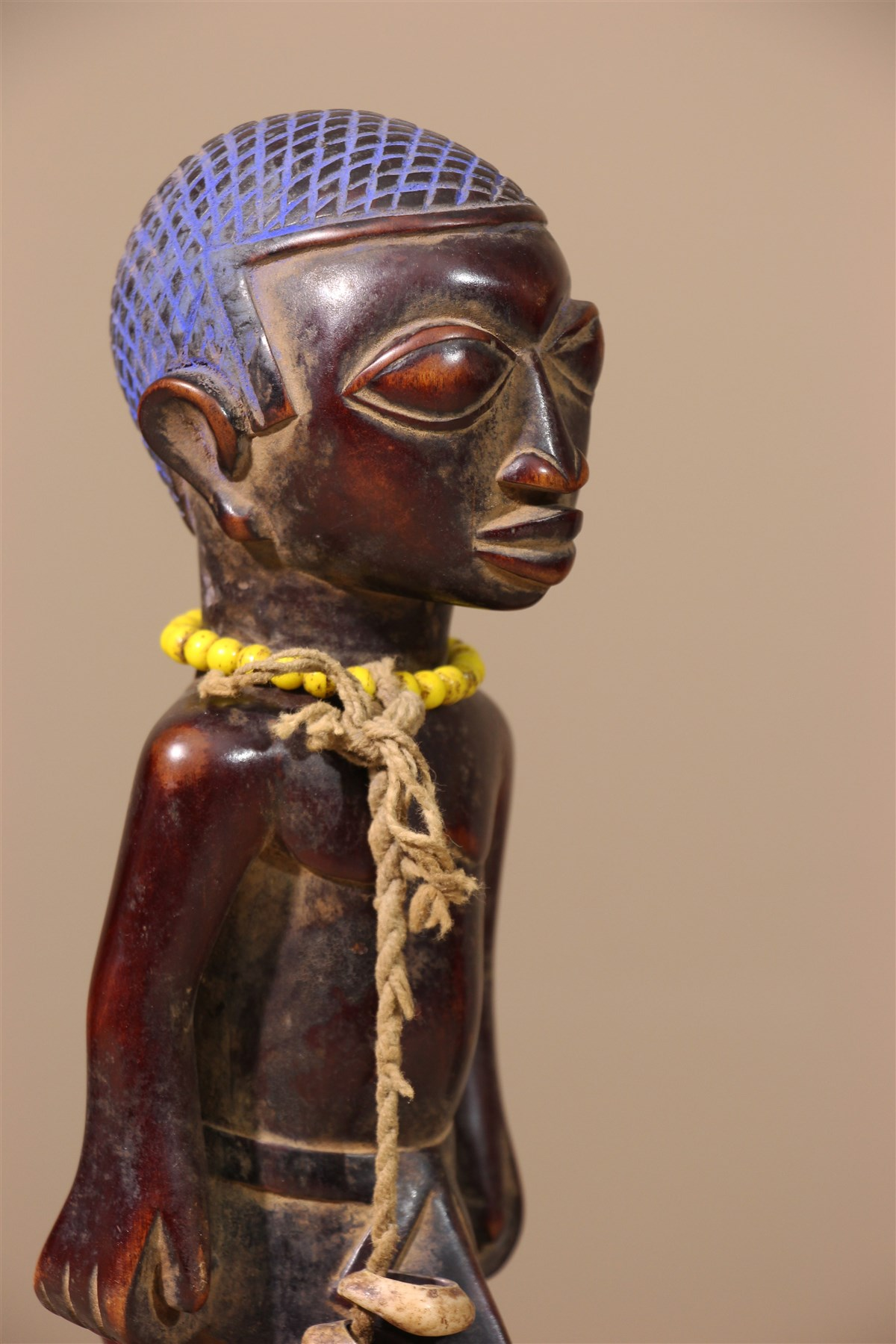 Statuette Yoruba Ibedji - Déco africaine - Art africain traditionnel