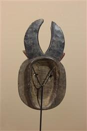 Masque africainMasque  Baule, Baoulé de Côte d Ivoire