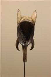 Masque africainMasque éléphant de Côte d  Ivoire