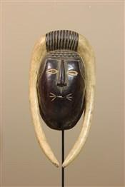 Masque africainMasque Djimini Côte d Ivoire