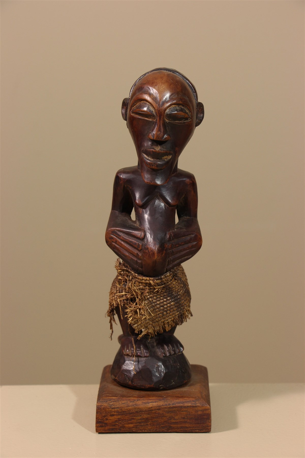 Statuette tribale Songye - Déco africaine - Art africain traditionnel