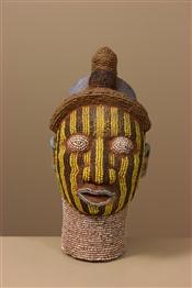 Terres cuitesTête royale Ifé en terre cuite