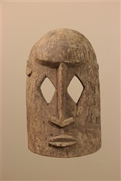 Masque africainMasque tribal Dogon