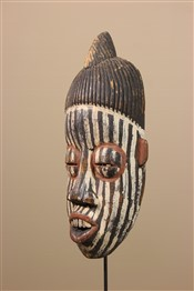 Masque africainMasque africain Kongo Zaïre