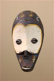 Masque africainMasque africain Ngombe