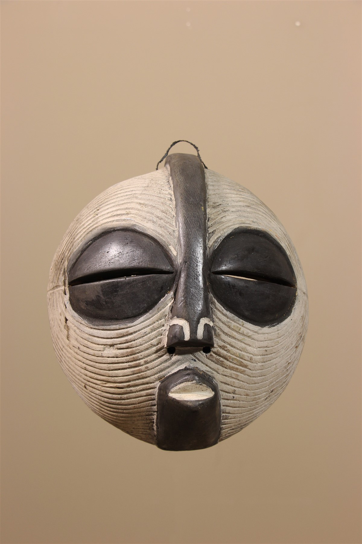 Masque Luba - Déco africaine - Art africain traditionnel