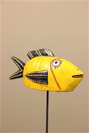 MarionnettesPoisson Bozo du Mali