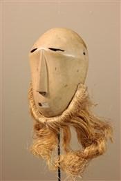 Masque africainGrand masque Lega