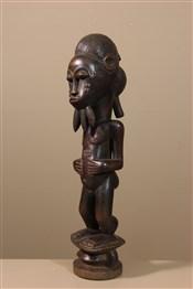 Statues africainesStatue de Côte d Ivoire, Baoulé, Waka Sona